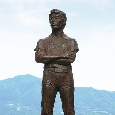 志村ミサ子彫刻展-土とともに-